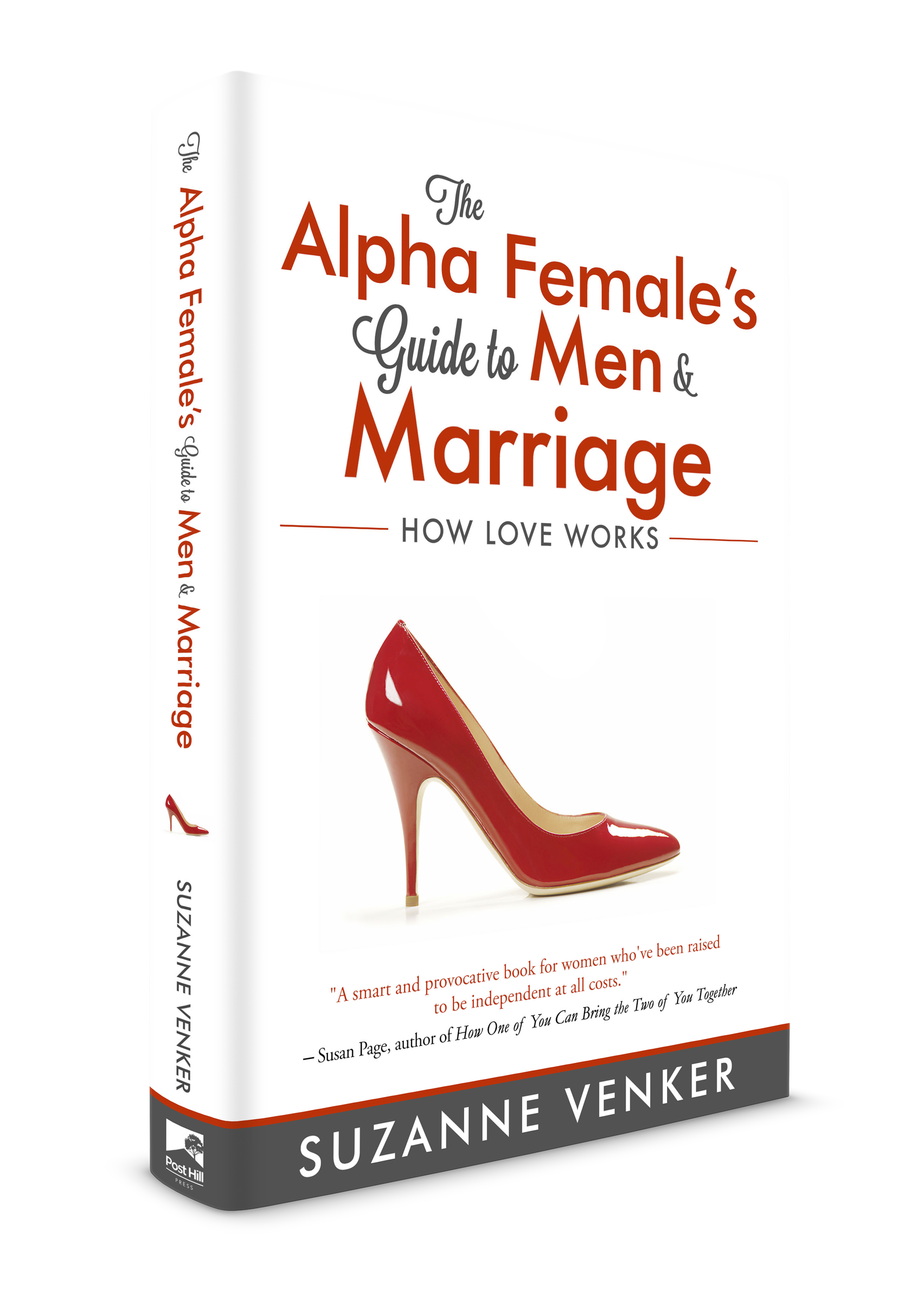 Order The Alpha Female's Guide to Men & Marriage